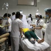 Nghệ An: Nổ nồi hơi công ty chế biến gỗ, nhiều người bị thương nặng