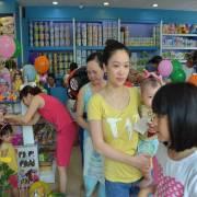 Bùng nổ lưới phân phối sản phẩm cho mẹ và bé