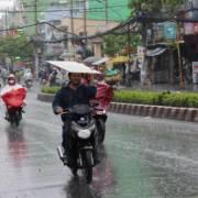 Tuần tới, Nam bộ sẽ có mưa vào chiều tối