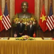 TT Obama chứng kiến lễ ký hợp đồng trị giá 11,3 tỷ USD của Vietjet Air