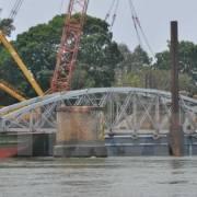 Cầu Ghềnh mới sẽ hoàn thành trước ngày 30/6