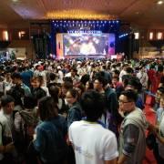 Hàng ngàn game thủ tham gia liên hoan game