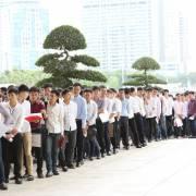 Gần 6.000 kỹ sư, cử nhân tham gia thi tuyển vào Samsung Việt Nam