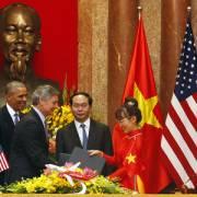 12 thoả thuận kinh tế Mỹ – Việt trong chuyến thăm của ông Obama