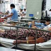 Nghỉ lễ, số người nhập viện vì đánh nhau lại tăng