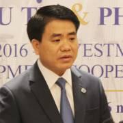 Chủ tịch Hà Nội: 'DN dân doanh và đầu tư nước ngoài giữ vai trò quyết định'