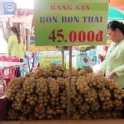 Thái Lan đã trở thành nước xuất khẩu rau quả lớn nhất vào VN
