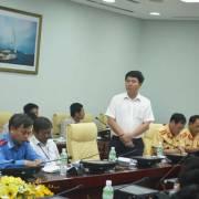 Đình chỉ giám đốc Cảng vụ Đà Nẵng sau vụ chìm tàu sông Hàn