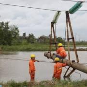 Sáng 29/7 còn hơn 4.700 trạm biến áp ở 7 tỉnh, TP mất điện