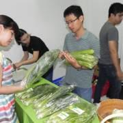 Phiên chợ Xanh – Tử tế lần 7 'cháy' trái cây