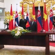 FPT có thêmhai đối tác từ Slovakia
