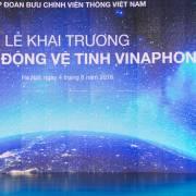 Dịch vụ điện thoại vệ tinh Vinaphone-S chưa biết ngày hoạt động