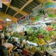 E chợ Bến Thành không có thực phẩm an toàn để bán