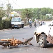 Mỗi ngày cả nước có 24 người chết vì tai nạn giao thông