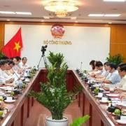 Ban Nội chính kiểm tra công tác phòng chống tham nhũng tại Bộ Công Thương