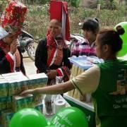 DN bất ngờ với sức mua ở phiên chợ hàng Việt – Quảng Ninh