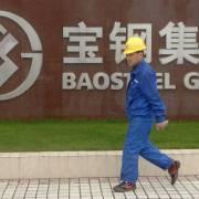 Trung Quốc lập tập đoàn thép lớn thứ hai thế giới