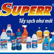 Superr – tẩy sạch như mới