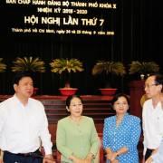 Bí thư Đinh La Thăng: 'Kinh tế TPHCM ước tăng 8% năm 2016'