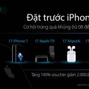 Các nhà bán lẻ rụt rè với iPhone 7 và 7plus