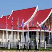 Khai mạc Hội nghị cấp cao ASEAN tại Vientiane
