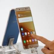 Vì Galaxy Note 7 Samsung đã mất 22 tỷ