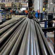 8 tháng nhập gần 13 triệu tấn thép Trung Quốc
