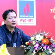 Ông Trịnh Xuân Thanh ra đầu thú