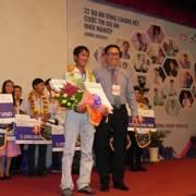 Út lúa – Võ Văn Tiếng giành giải nhất Dự án Khởi nghiệp 2016