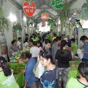 4 hội thảo, tọa đàm về thực phẩm và nông sản sạch tại Hà Nội