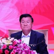 Thủ tướng Lào lần đầu tiên đối thoại với doanh nghiệp Việt Nam