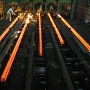 Sản xuất thép tăng trưởng mạnh