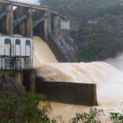 Bão số 2: Các hồ chứa thủy điện thuộc EVN không xả lũ