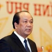Vụ ông Nguyễn Minh Mẫn, 'không thể để cán bộ như vậy'
