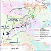 Kinh phí xây dựng tuyến metro Bến Thành – Tân Kiên dự kiến gần 3 tỷ USD