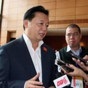 Ngày mai, Bộ TN-MT sẽ làm việc với Bình Thuận vụ 'nhấn chìm chất thải xuống biển'