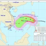 131 hồ thủy điện cập nhật thông tin về bão Nock-ten