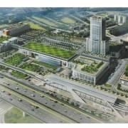 Đầu năm 2017 khởi công xây dựng bến xe miền Đông