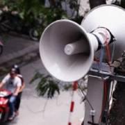 Gần 90% ý kiến trên Cổng giao tiếp Hà Nội đồng ý bỏ loa phường