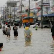 Lũ lụt lại đe dọa ngành du lịch Thái Lan