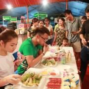 Đi Hội Tết gạo ngon thi 'Nấu cơm với cá'