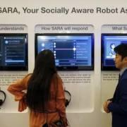 Nguy cơ mất việc làm vì robot ngày càng tăng