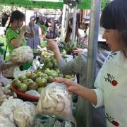 Phiên chợ Xanh – Tử tế đầu năm đã 'cháy hàng'