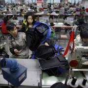 Các doanh nghiệp dệt may quốc tế đang rời Trung Quốc