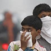 Khoảng 2,2 triệu cái chết ở Ấn và Trung Quốc do ô nhiễm không khí