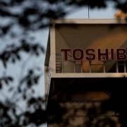 Chính phủ Nhật cân nhắc ngăn Toshiba bán mảng chip cho Trung Quốc