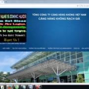 Ý kiến chuyên gia về vụ website Tân Sơn Nhất, Rạch Giá bị tấn công