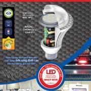 Bóng đèn LED – câu chuyện cũ mà mới