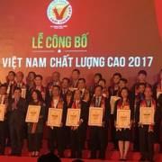 Công bố 592 doanh nghiệp Hàng Việt Nam chất lượng cao