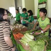 Hơn 100 đơn vị tham gia Phiên chợ Xanh – Tử tế tại Hội chợ HVNCLC TPHCM 2017